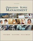 Operations and Supply Management by F. Robert Jacobs, Richard B. Chase (Mixed media product, 2008)