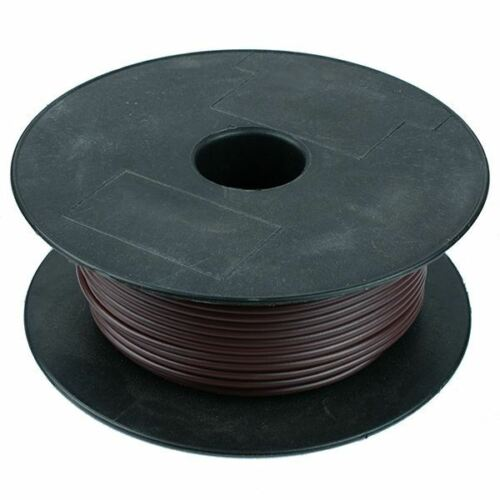 Brown 2mm Cable 28//0.30mm 50M Reel Wire