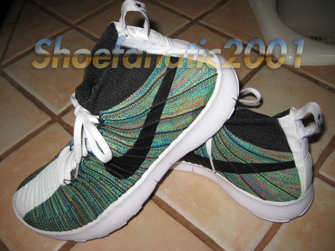 Nike NikeLab TR Train Free Train TR Force Flyknit 8 Riccardo Tischi Multi Color no lid 664483