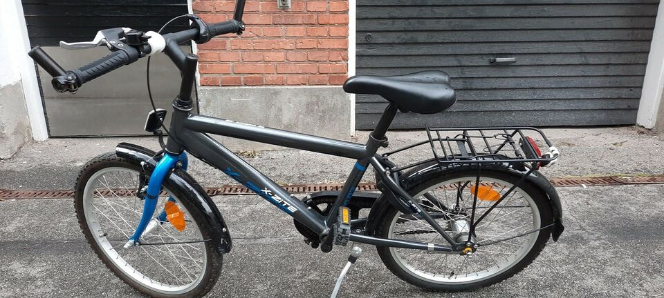 Drengecykel, citybike, X-zite