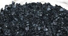 Raw Black Tourmaline Chips Gem Specimen Reiki Chakra Crystal Metaphysical 1/4 lb