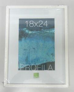 PORTAFOTO-CORNICE-CORNICI-X-FOTO-QUADRI-IN-LEGNO-BIANCO-18X24-CM-PROFILA