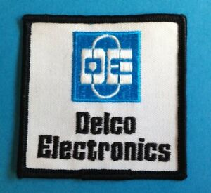 1990-039-s-AC-Delco-Electronics-NASCAR-Racing-Hat-Hipster-Jacket-Patch-Crest-029T