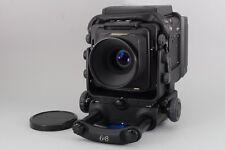 2887#GC Fujifilm GX680III Film Camera w/ EBC FUJINON GXM125mm F/5.6 lens Exc+++