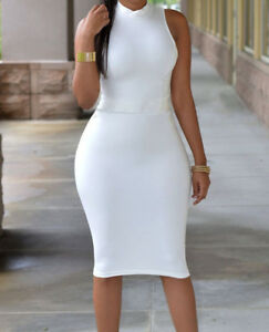 405d03940 Cutout Back Turtle Neck Midi Dress sexy 2002 hollow out fashion ...
