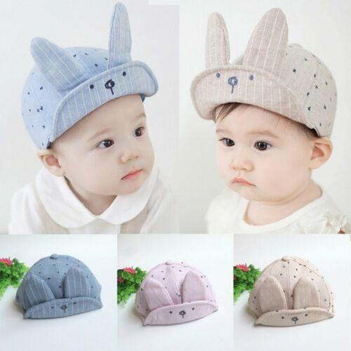 Kid Boy Girl Caps Hip-Hop Cartoon Baseball Cap Baby Toddler Sunhat Cotton Hat