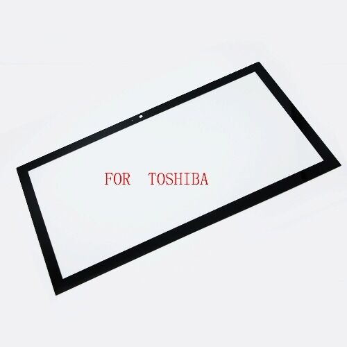 "4k Models Only Toshiba H000091240 15.6/"" Touch Digitizer Glass LCD Bezel+TCH"