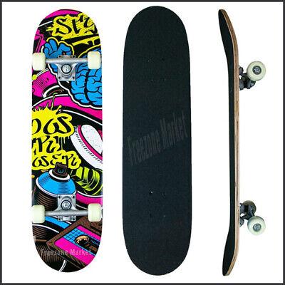 Graphic-X Skateboard 78cm