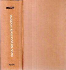 N62 Curso de economia moderna Samuelson Aguilar