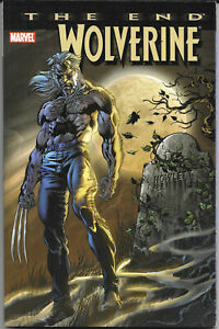 The-End-Wolverine-1-2004-NM-TPB-1St-Print-Marvel-Comics-Free-Bag-Board
