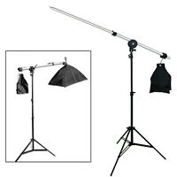 Photography Softbox Boom Arm Light Stand Sandbag For Photo Studio Lighting Kit