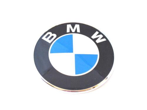 6-Series G32 GT X3 2016+ Genuine New BMW BONNET BADGE 5-Series G30 G31 G38 2016