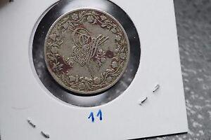 Türkei Osmanisches Reich 1 Kurus 129323 Osmanli Imp Münze Coin