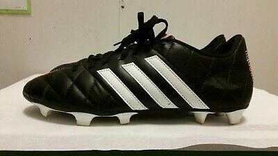 Adidas 11 Questra Soccer Cleats Black