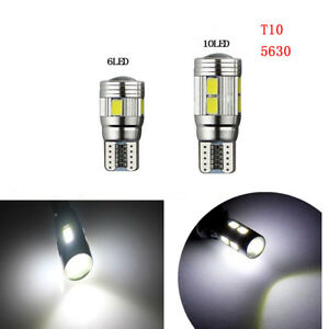 10x Led T10 W5w Canbus Error Free Car Cob Tail Side Lamp Backup Bulb Light White Online Shop Electric Vehicle Parts Accessories