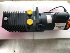 Alcatel Pascal 2015cp Rotary Vane Vacuum Pump Rebuilt By Busch