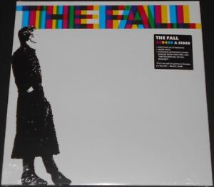 THE-FALL-458489-A-sides-USA-LP-new-sealed-FIRST-EVER-USA-LP-PRESSING-white-vinyl