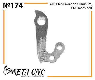 META CNC Derailleur hanger № 65 analogue PILO D182