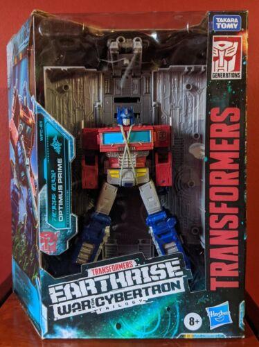 Transformers-Earthrise guerre pour Cybertron Optimus Prime WFC-E11 en stock!!!