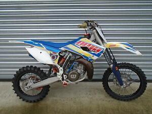 Husqvarna-TC85-Small-wheel-Motocross