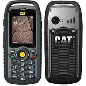 Smartphone-Cat-B25-1-8-034-2MPX-Dual-SIM-Black-WEST-Nero-Garanzia-EU-24-Mesi