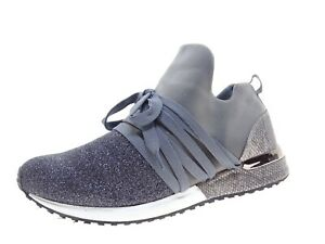 La Strada LS Damen Schuhe Sneaker Laufschuhe Schnürschuhe Gr 38 Grau