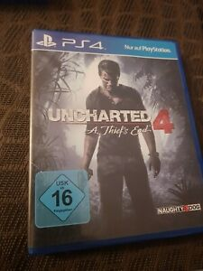 Uncharted-4-A-Thief-039-s-End-PS4-PlayStation-4-NEUWERTIG-amp-OVP-Blitzversand