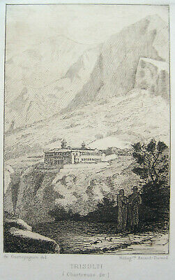 Begeistert Certosa Trisulti Chartreuse Frosinone Kartause Zisterzienser Charterhouse
