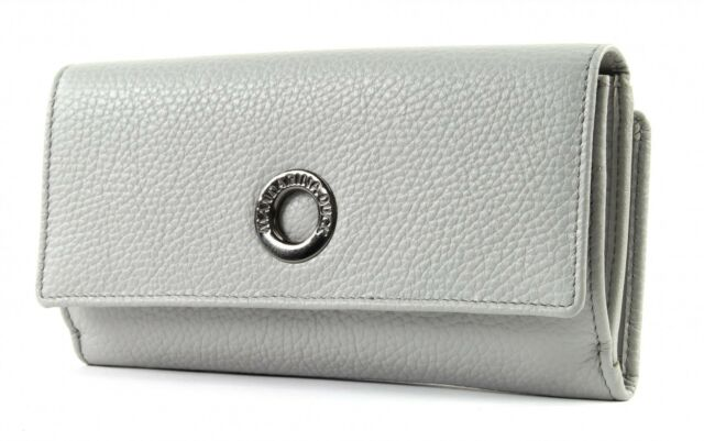 MANDARINA DUCK Mellow Leather Wallet with Flap L