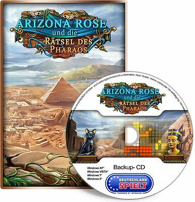 Arizona Rose 2 und die Rätsel des Pharaos - PC - Windows XP / VISTA / 7 / 8 / 10