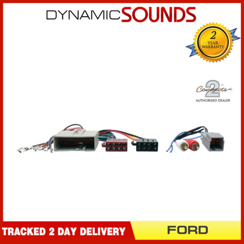 F-150 Ct20fd12 Stereo Kabelbaum Iso Adapter Kabel für Ford Mustang