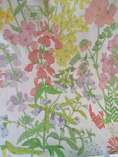 MANUEL CANOVAS BRAGANCE METIS DOCUMENTARY FLORAL VASES PRINTED Sold by the yard