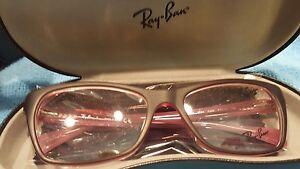 ea0dacadf154 Ray Ban RB 5298 5386 Eyeglass Frames Matte Brown Violet 53 17 135 ...