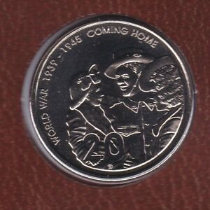 2005-Australia-Home-War-WW11-20-Twenty-Cent-UNC-Uncirculated-Coin-ex-UNC-Set
