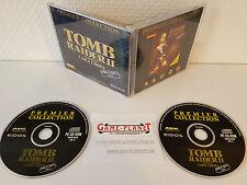 Tomb Raider II Director's Cut (PC, 1999, Jewelcase) 2 Datenträger SELTEN Win95