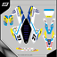 Grafiche-personalizzate-HUSQVARNA-TX-125-RiMotoShop-Ultra-grip miniatura 2