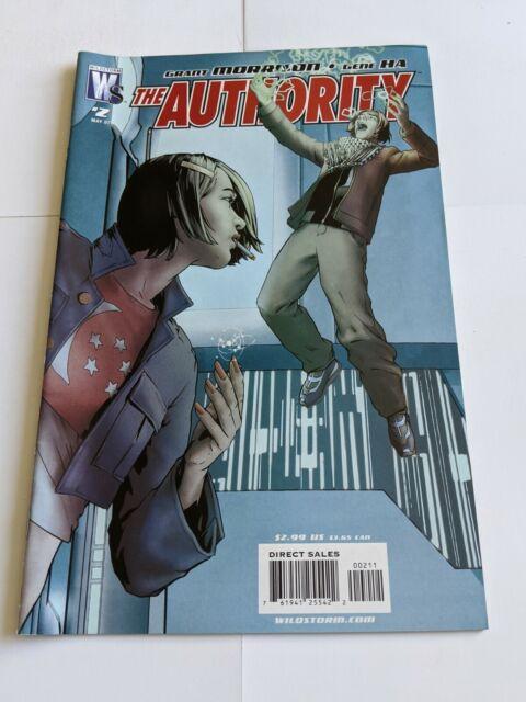 The Authority #2 May 2007 DC Wildstorm Comics