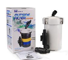 SUNSUN HW-602 Aquarium 1.5L External filter bucket For Fish Tank AK808