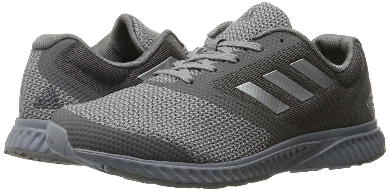 Adidas bw1362 edge metallico rc grigio / argento metallico edge / granito uomini scarpe nuove di zecca 22a50a