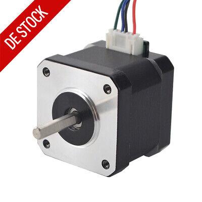 1x Nema 17 Schrittmotor Stepper Motor 42Ncm 12V 1.5A mit 4Pin Kabel 3D Drucker