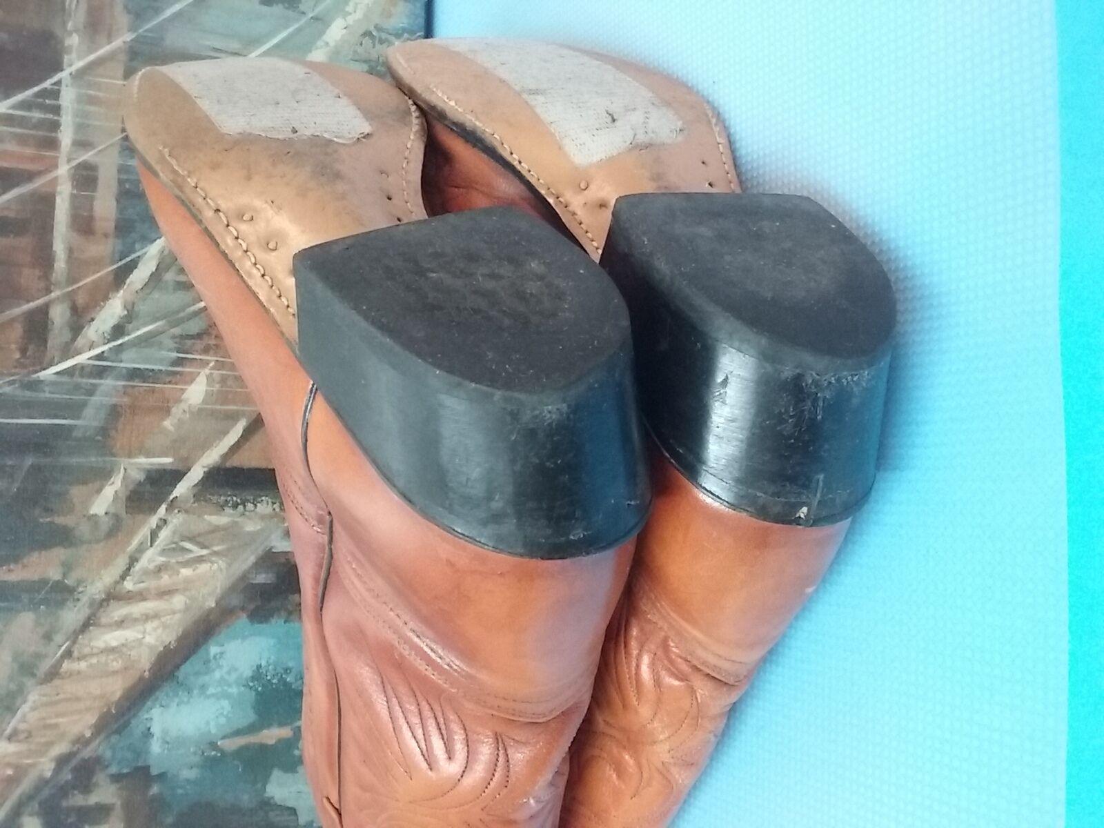 Mens 4956  Boots Acme Leather Boots  12 D 3c5e78