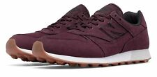 New Balance Men's Trailbuster Classic Shoes Red with Black