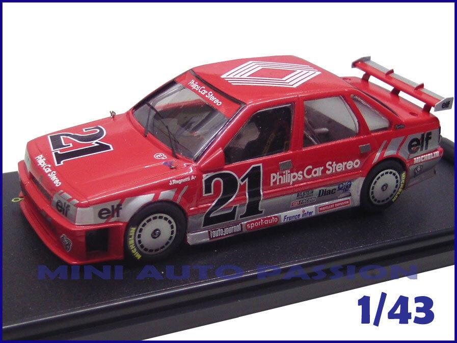Kit Provence Moulage Monté - Renault 21 Supertourisme - Saison 1989 - Ragnotti