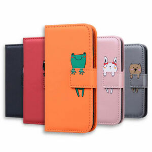 For-Samsung-Galaxy-S10-S10e-S9-S9-S8-S7-Flip-Leather-Magnetic-Wallet-Case-Cover