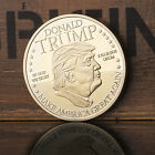 The 45th President of the United States Donald Trump Commemorative Coin Crafts