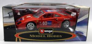 Burago-Diecast-Escala-1-18-033000-Ferrari-F40-coche-40-Modelo