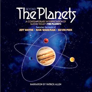 RICK-JEFF-WAYNE-KEVIN-PEEK-WAKEMAN-BEYOND-THE-PLANETS-CD-NEUF