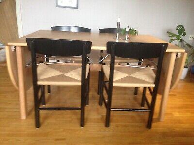 Spiser Bord Med Stol | DBA brugte spisestuemøbler side 4