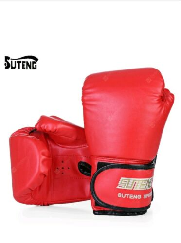 Winning Style Boxing Gloves Lace Up Pro Type MS-600 To Spec 16 oz