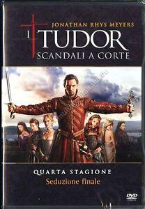 tudors cofanetto  I TUDOR STAGIONE 4 - COFANETTO 3 DVD NUOVO! | eBay